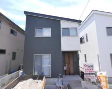 新潟市東区東中野山 新築分譲住宅B棟(3LDK)