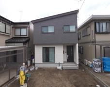 新潟市中央区四ツ屋町 新築分譲住宅(3LDK)