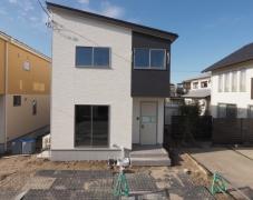 新潟市秋葉区車場 新築分譲住宅B棟(3LDK)
